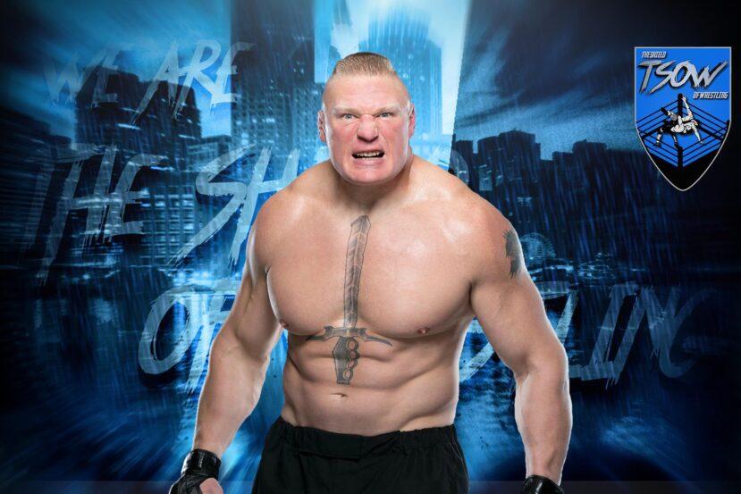 Kurt Angle racconta il botch di Brock Lesnar a WrestleMania XIX