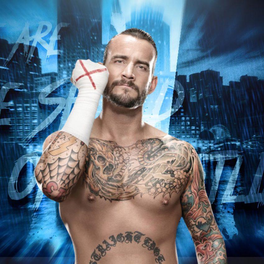 CM Punk critica l'arresto di Jeff Hardy