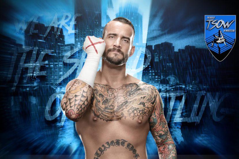 CM Punk: WWE voleva farlo debuttare con una valletta