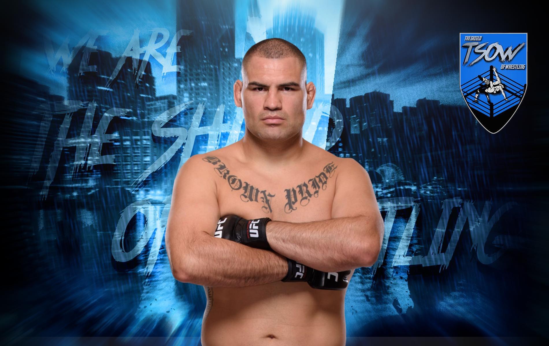 Royal Rumble 2021: ci sarà il ritorno di Cain Velasquez?