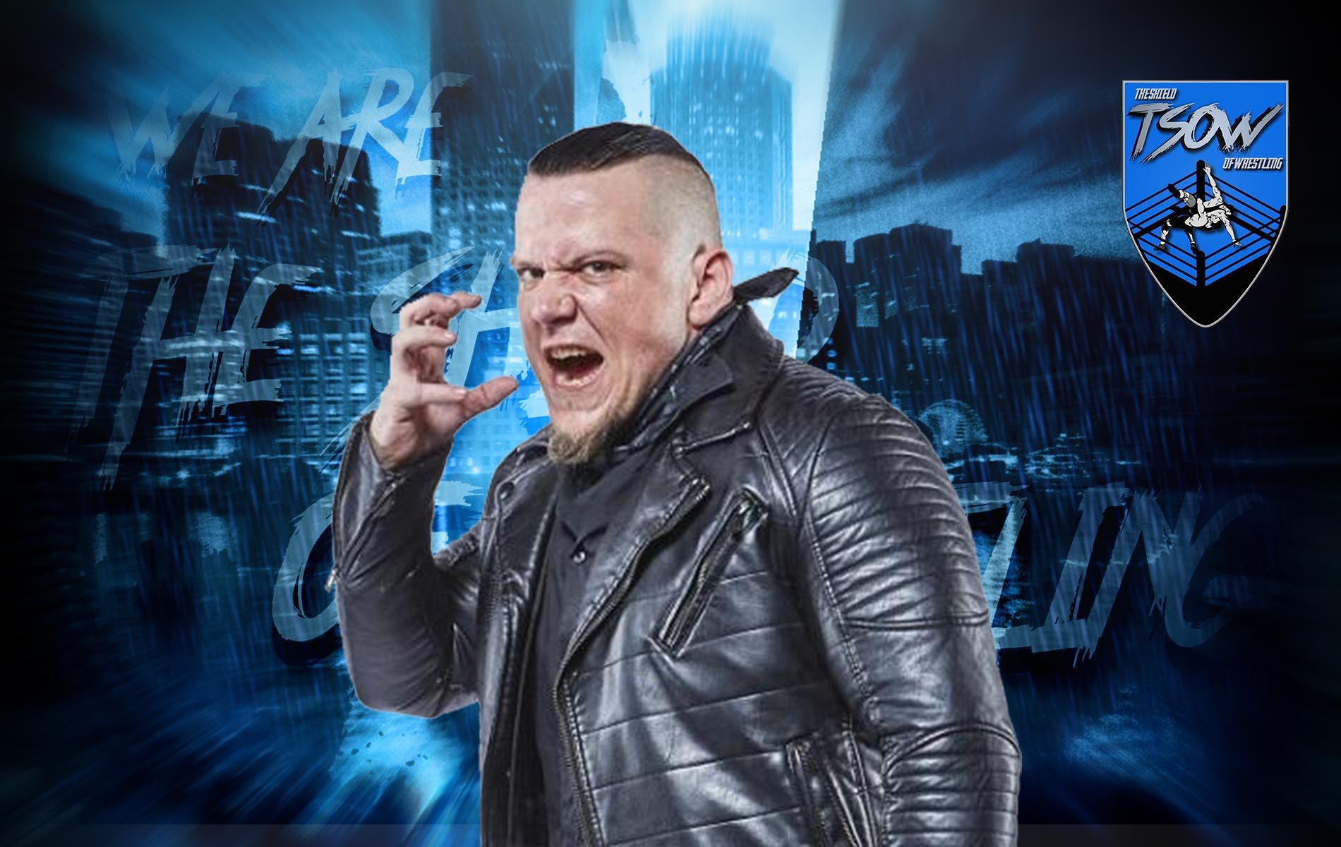 Sami Callihan lotterà per il titolo a IMPACT Slammiversary