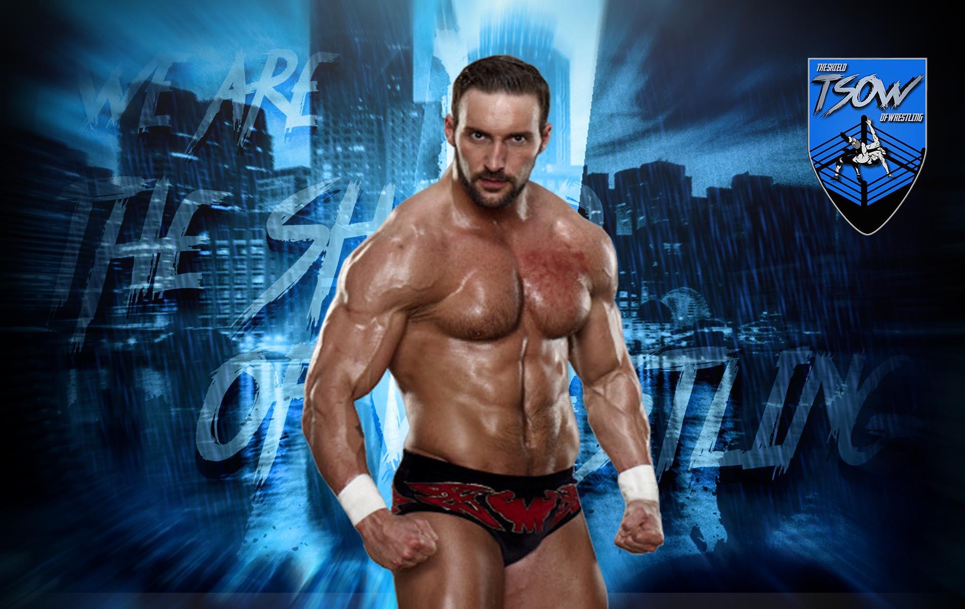 Carlito spinge per il ritorno in WWE di Chris Masters