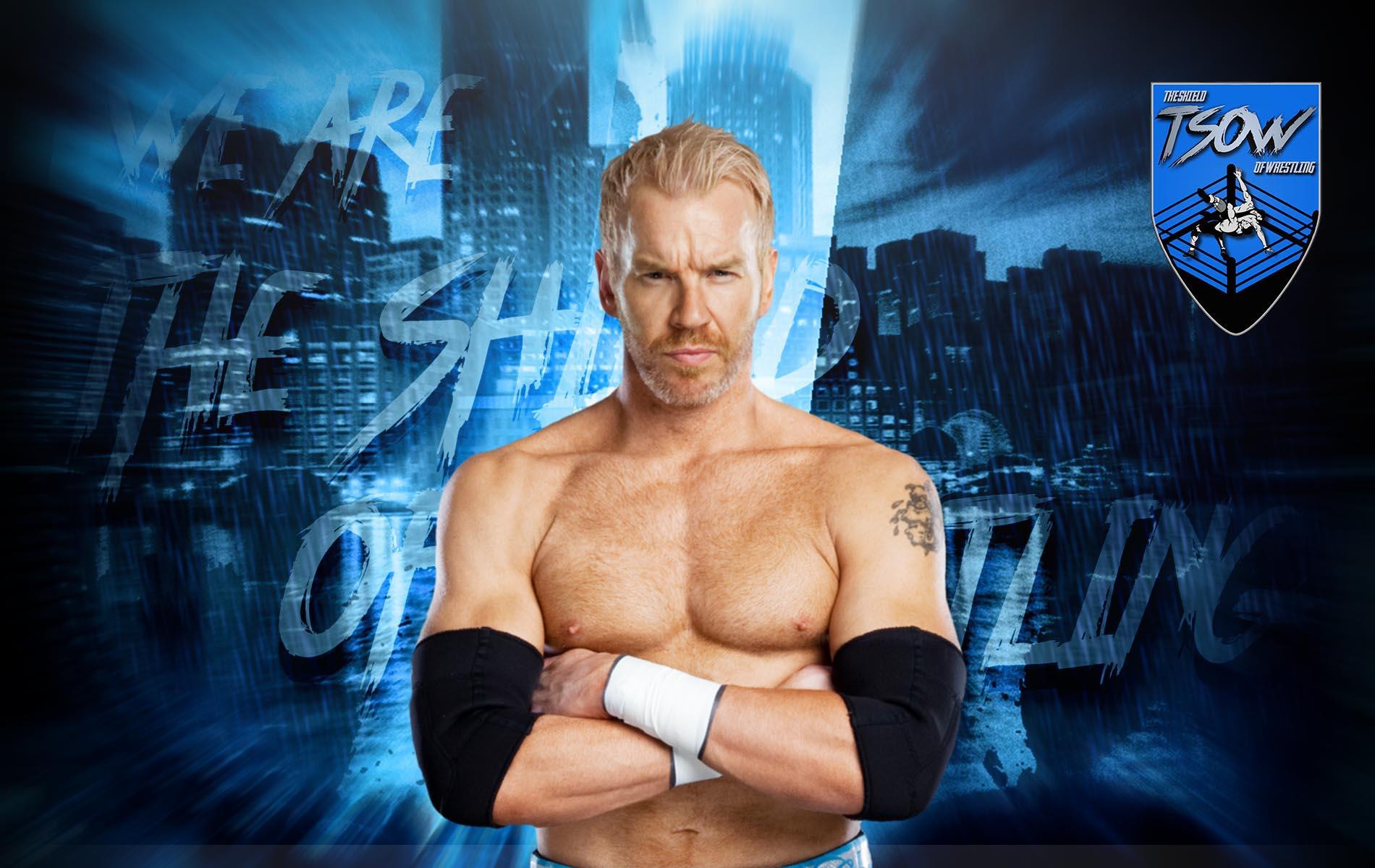 Christian Deriso Dai Suoi Colleghi A WWE Backstage