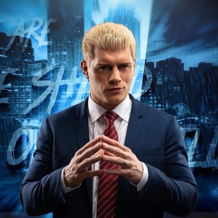 Cody Rhodes critica l'FTW Title, Taz e Britt Baker gli rispondono