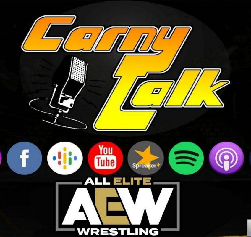 AEW DARK EPISODIO 39 - Carny Talk