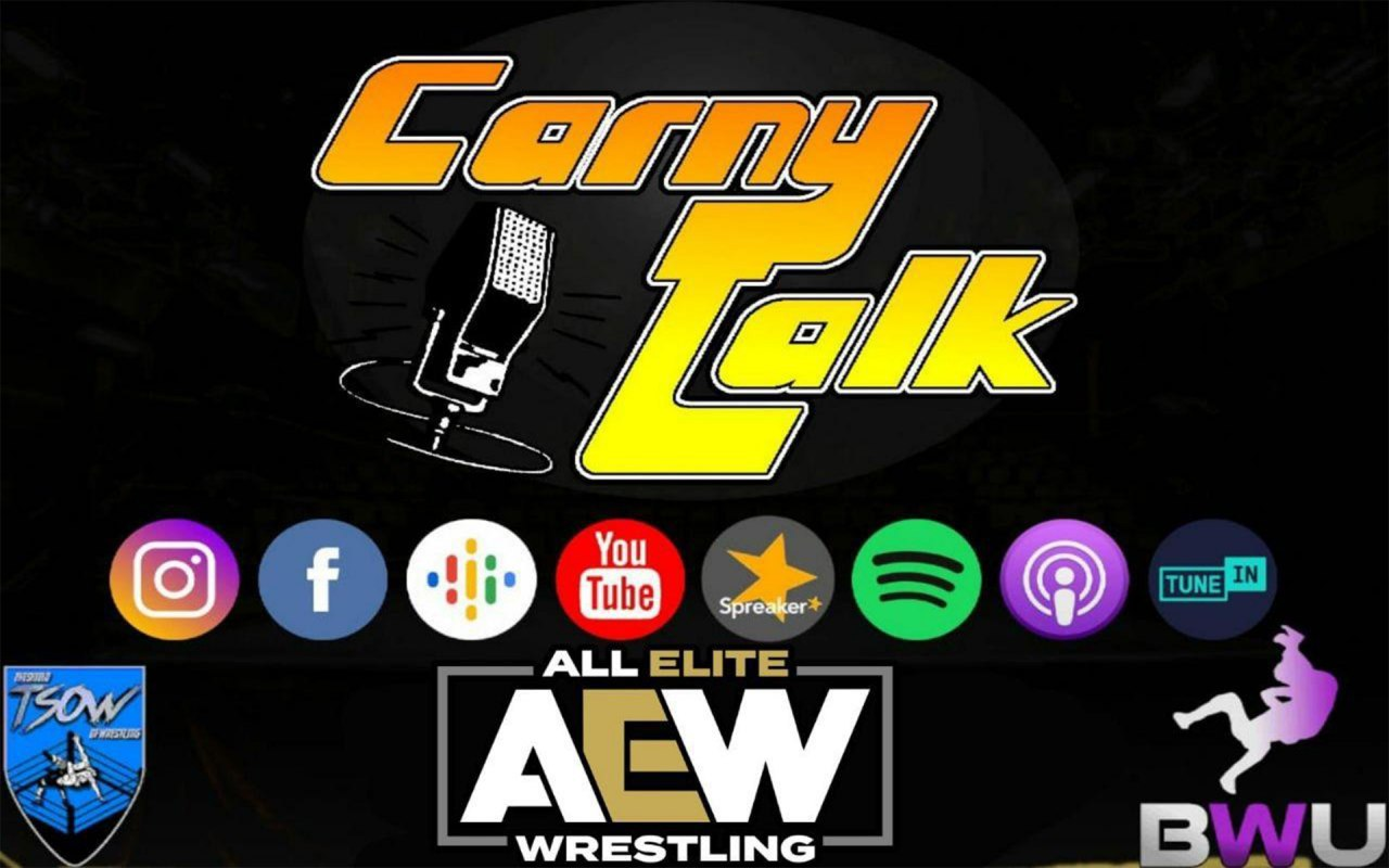 AEW Dark in italiano episodio 55 - Carny Talk