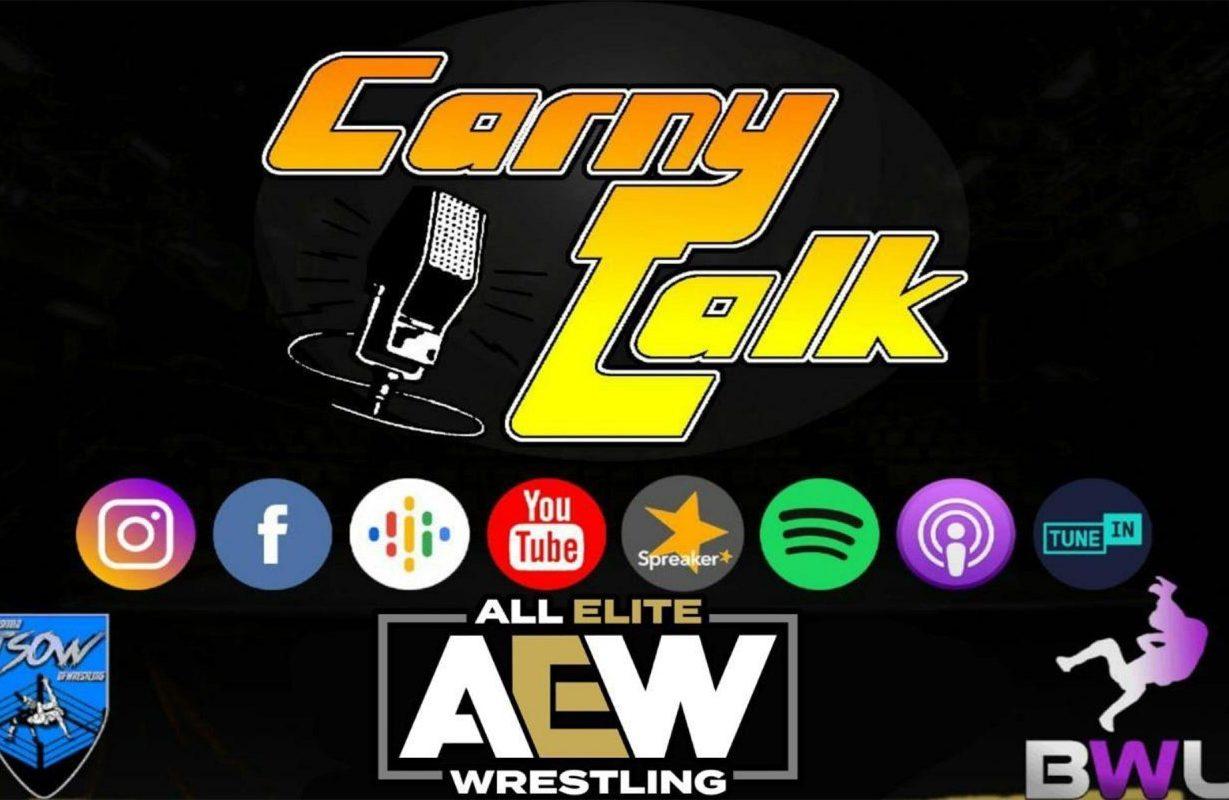 AEW Dark in italiano episodio 42 - Carny Talk