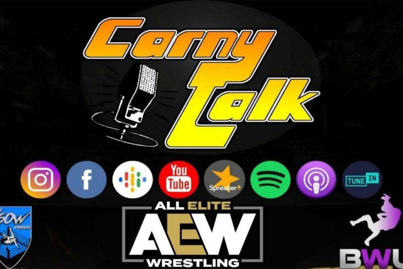 AEW Dark in italiano episodio 41 - Carny Talk