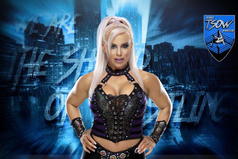 Dana Brooke mette nel mirino lo SmackDown Women's Championship