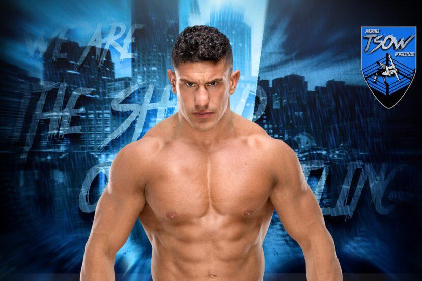 EC3 accusa la WWE di avergli rubato l'idea di RAW Underground