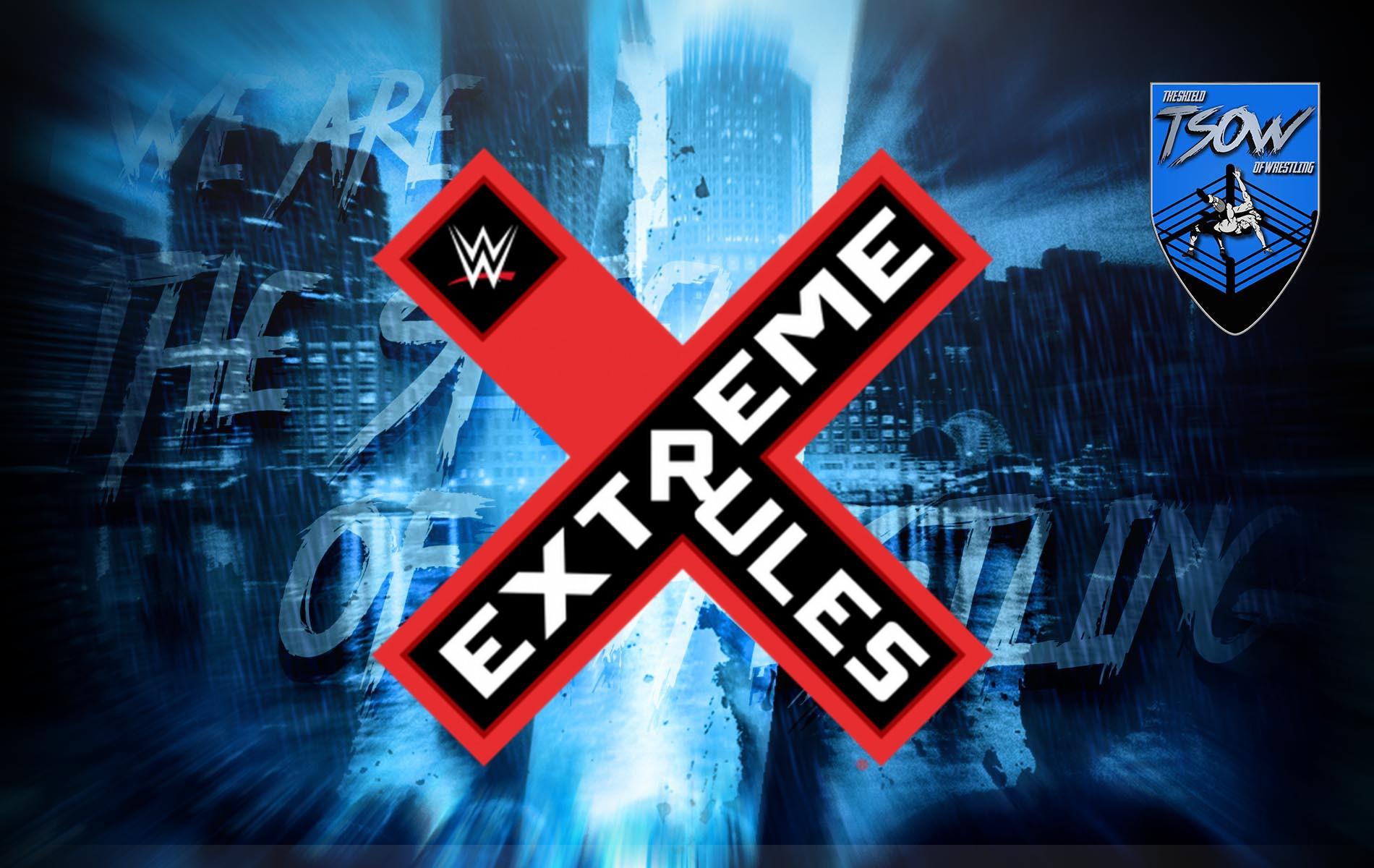 Extreme Rules 2021: annunciata la data del PPV