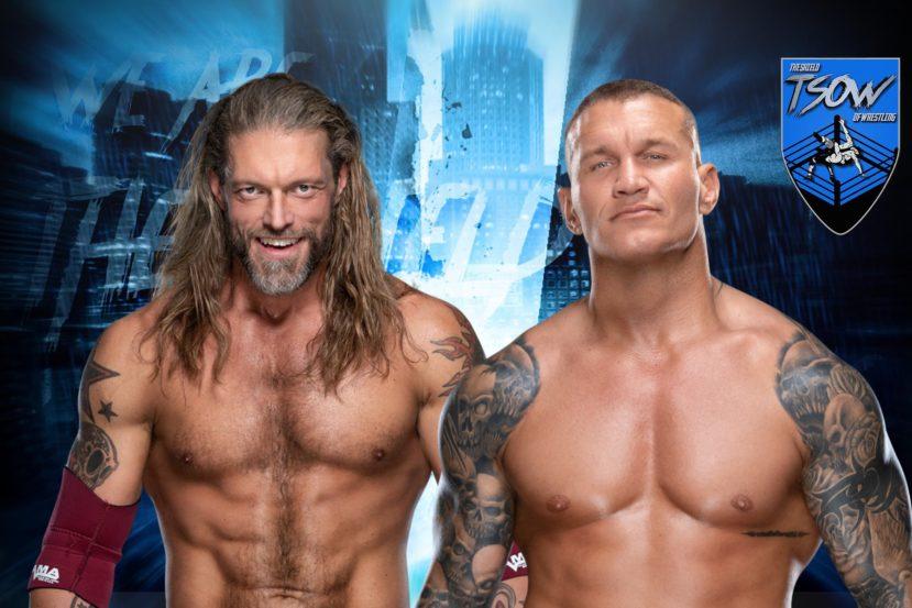 Edge e Randy Orton: tra i due non è ancora finita?