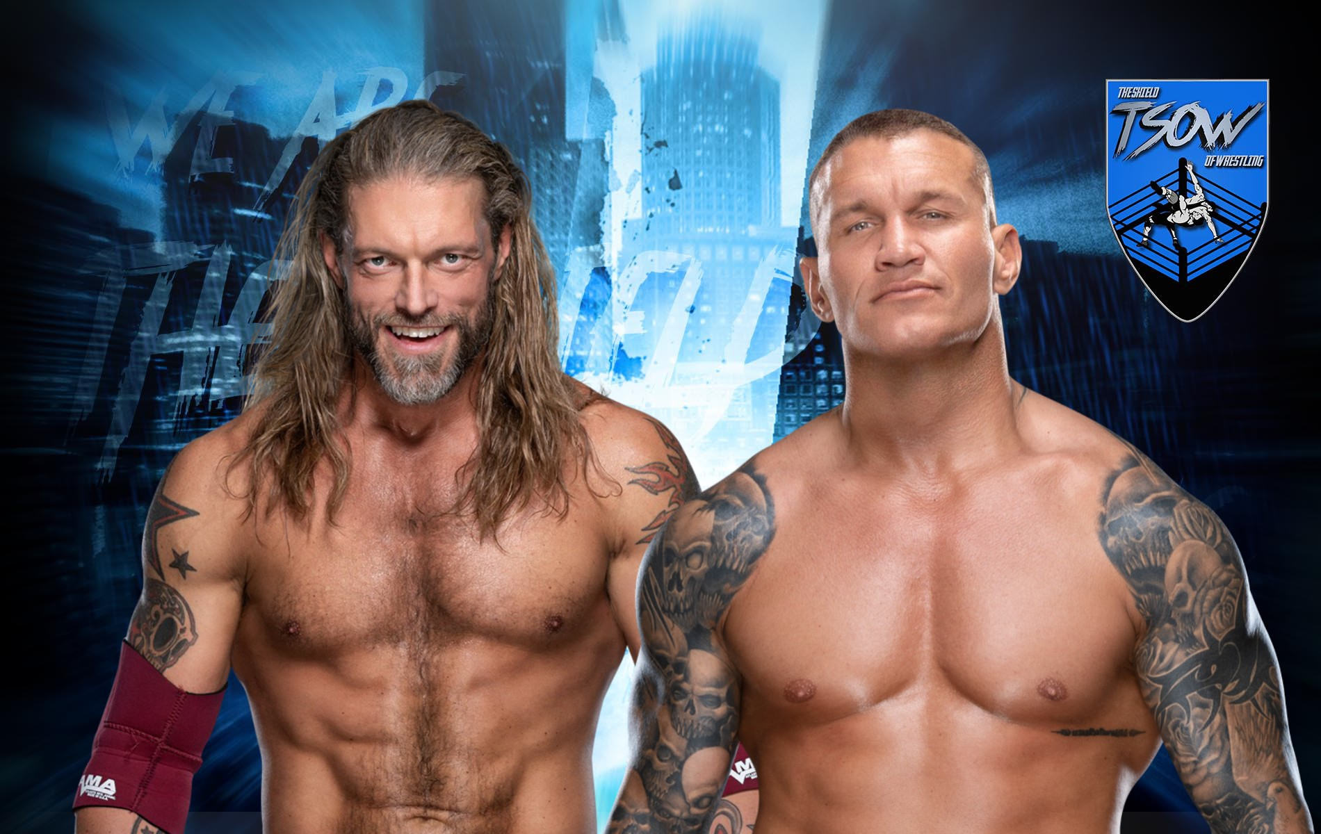 Edge vs Orton: ecco le quote
