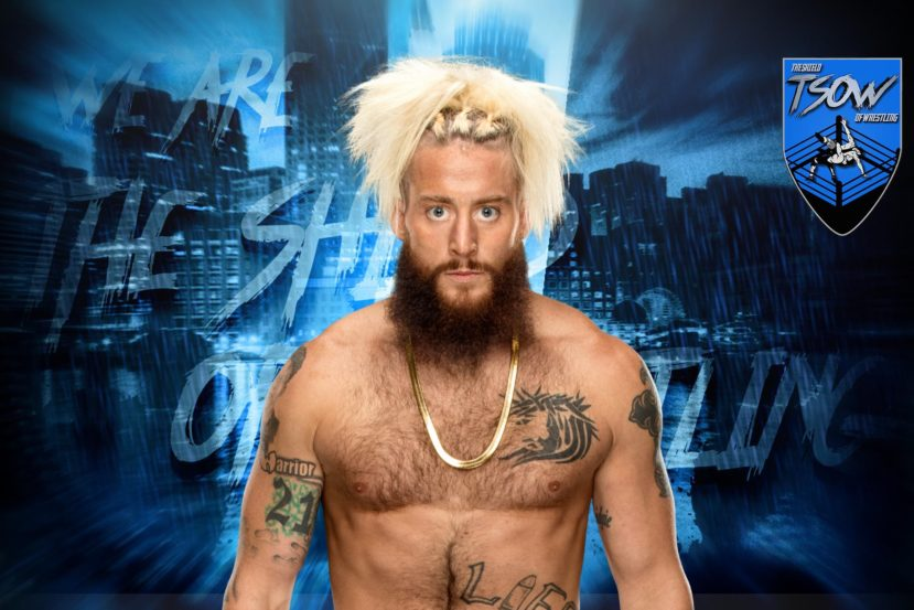Enzo Amore porta il WWE Cruiserweight Championship nelle indy