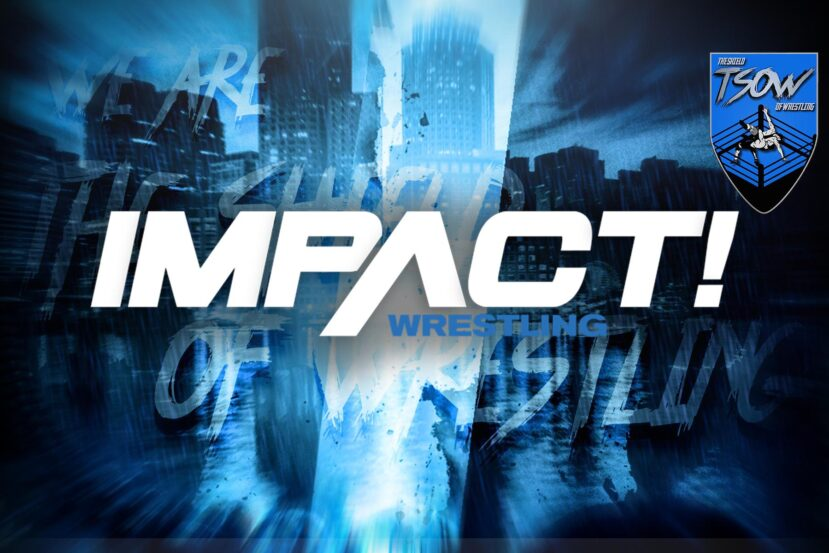 IMPACT! Wrestling: annunciato ufficialmente Slammiversary