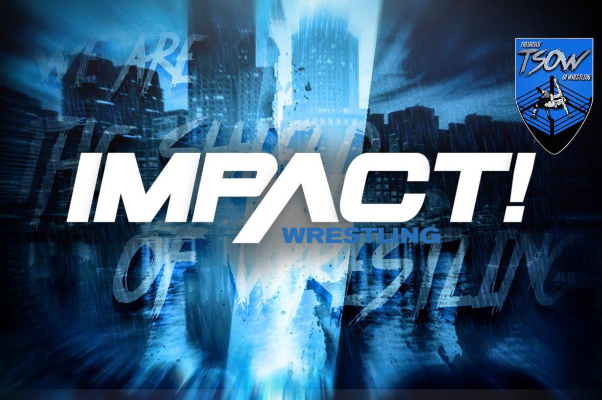 Eric Young è il nuovo IMPACT World Champion