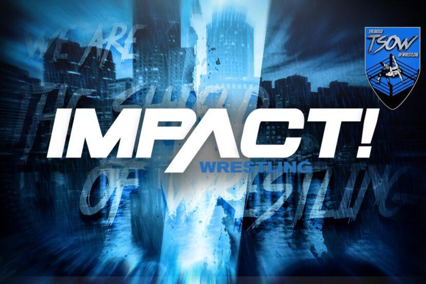 IMPACT Wrestling: cambia il team di commentatori