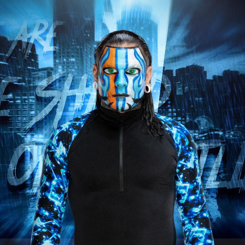 Jeff Hardy: chi vuole affrontare dopo la rivalità con Sheamus?