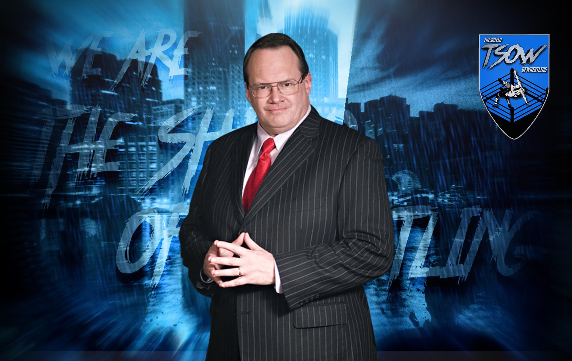 Jim Cornette distrugge il Money In The Bank match