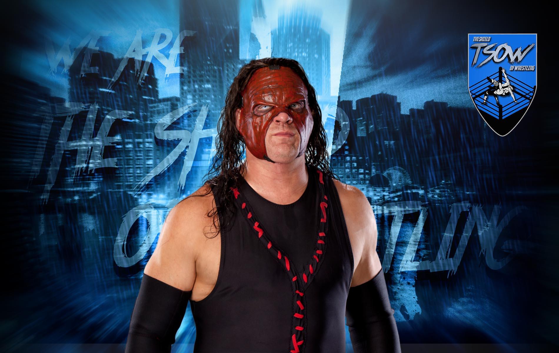 Kane sponsorizza una nuova palestra di Pro-Wrestling