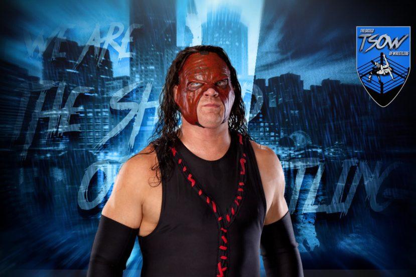 Kane donerà i proventi ottenuti alla Royal Rumble