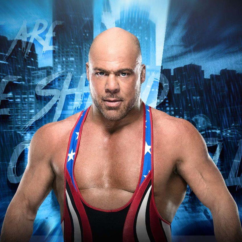 Kurt Angle sarà l'arbitro speciale di Riddle vs Thatcher a NXT