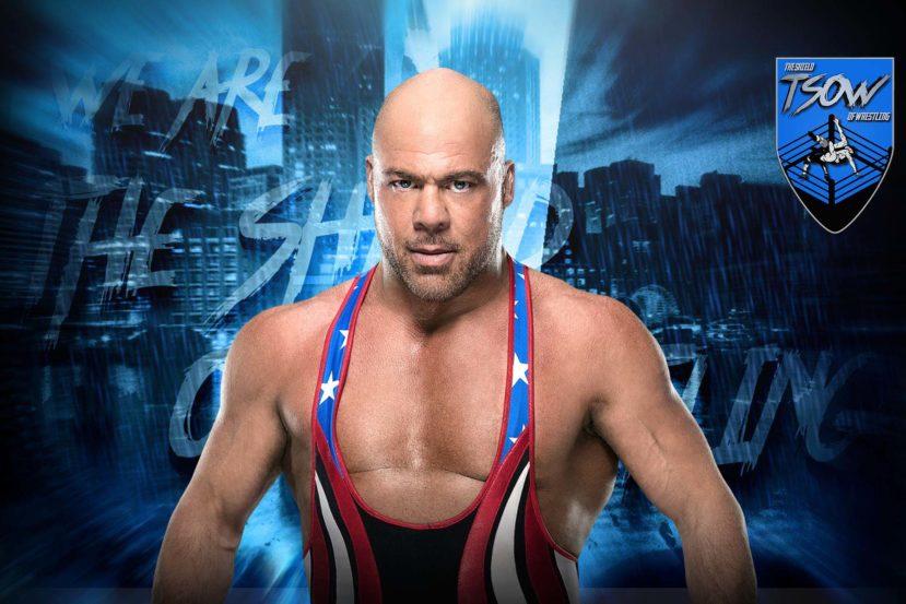 Kurt Angle è certo che sia successo qualcosa tra la WWE e Brock Lesnar