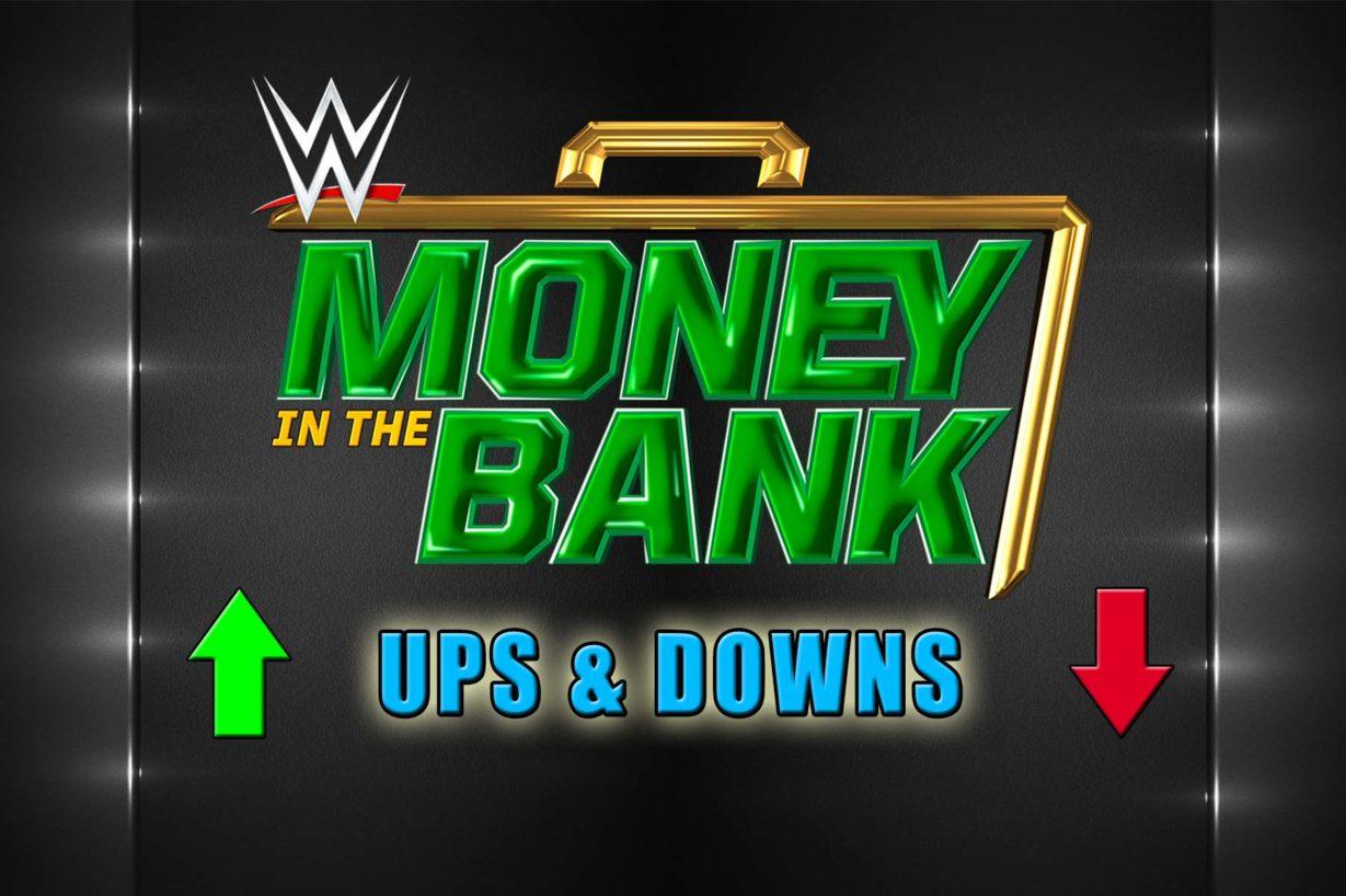 Money In The Bank Ups&Downs   10-05-2020   Una scalata inattesa