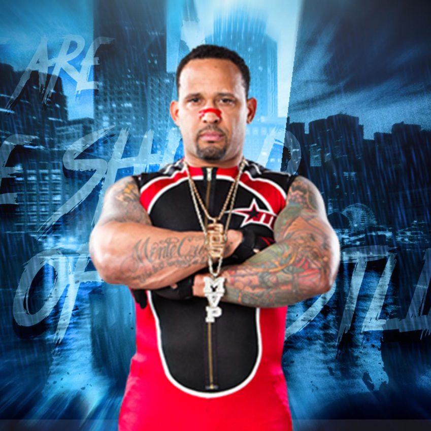 MVP è stato rilevato dal ruolo di producer WWE