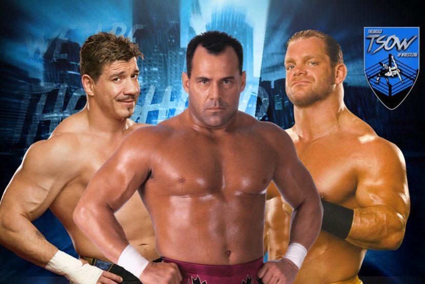 Dean Malenko e i trascorsi con Chris Benoit ed Eddie Guerrero