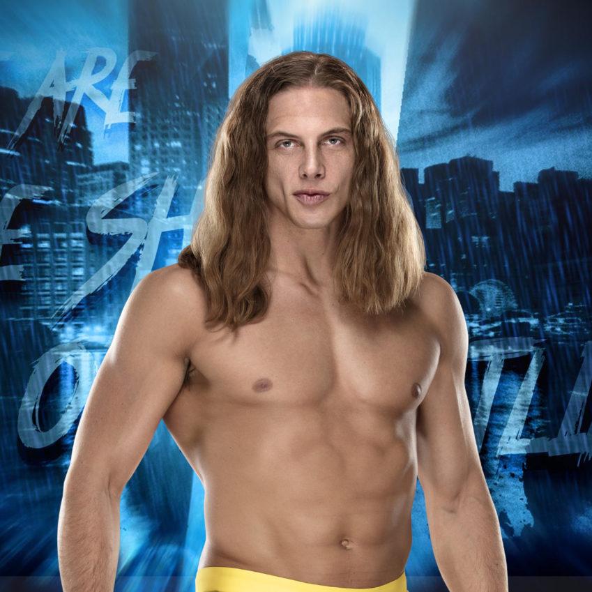 Matt Riddle: la WWE sta elaborando il suo ruolo a SmackDown