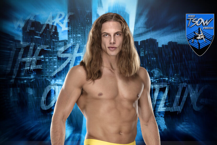 Matt Riddle elogia Edge e Christian
