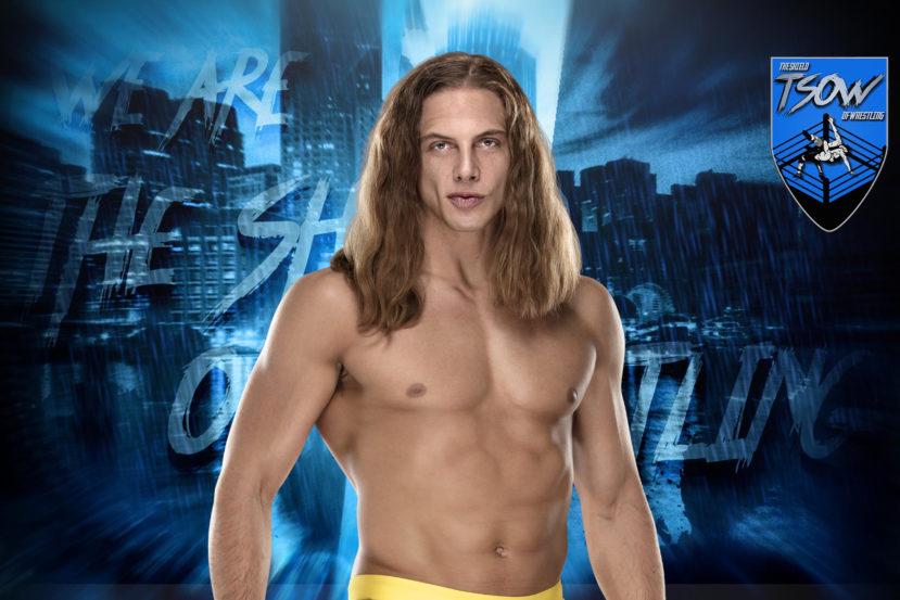 SummerSlam: match titolato per Matt Riddle?