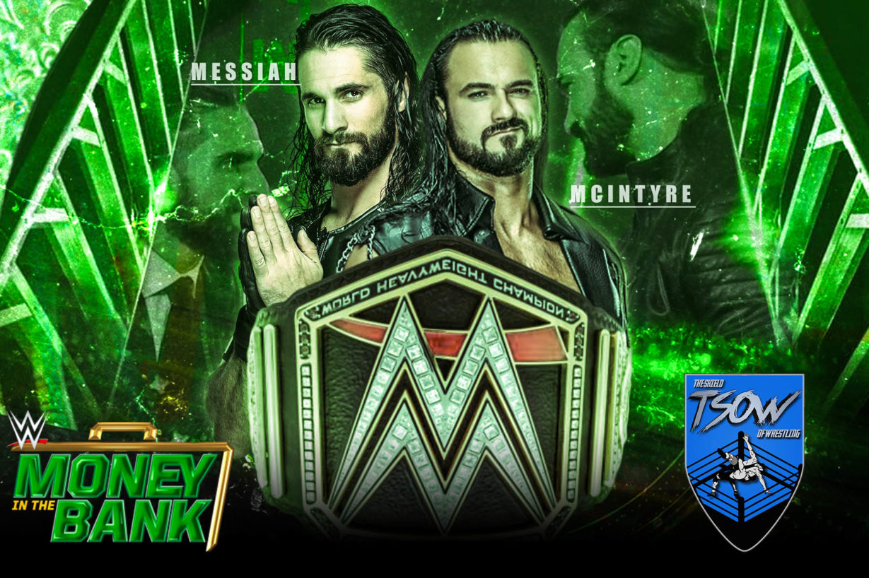 Pagelle di Money in the Bank 2020