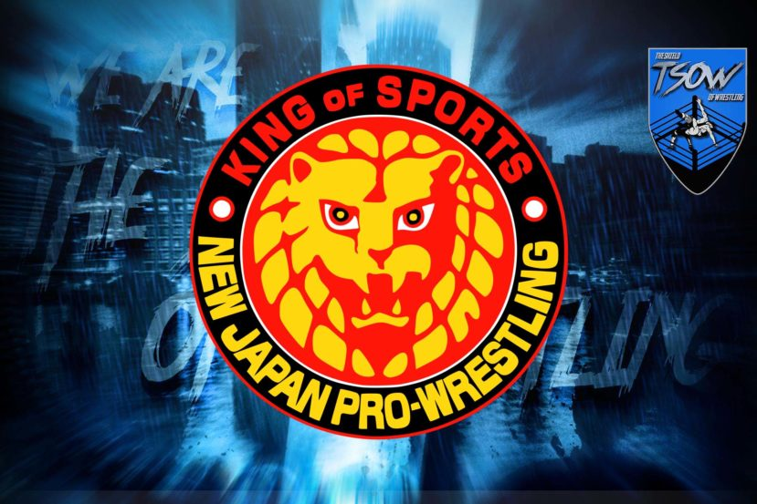 Show NJPW: Harold Meij rivela quando riprenderanno