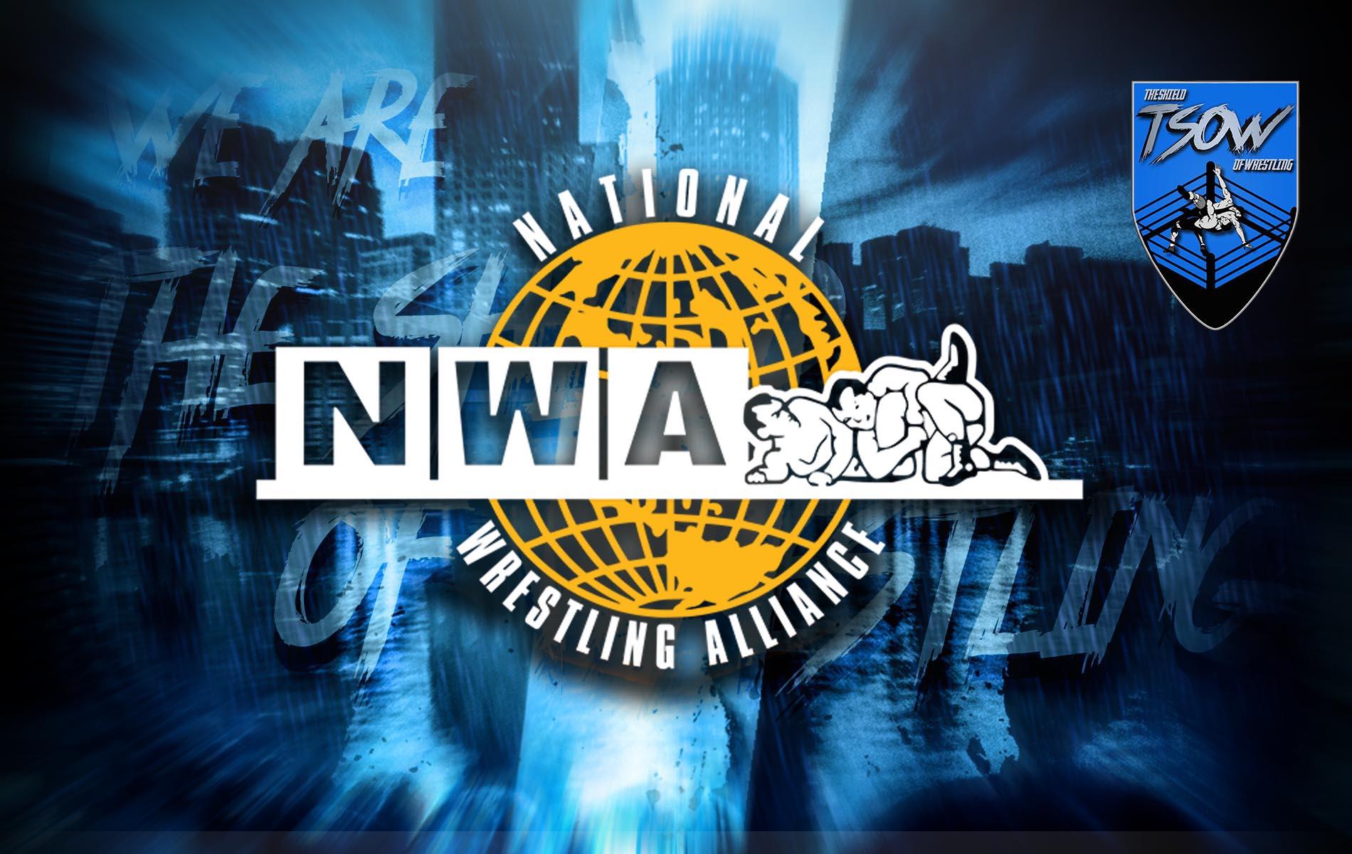 When Our Shadows Fall - I risultati del PPV NWA