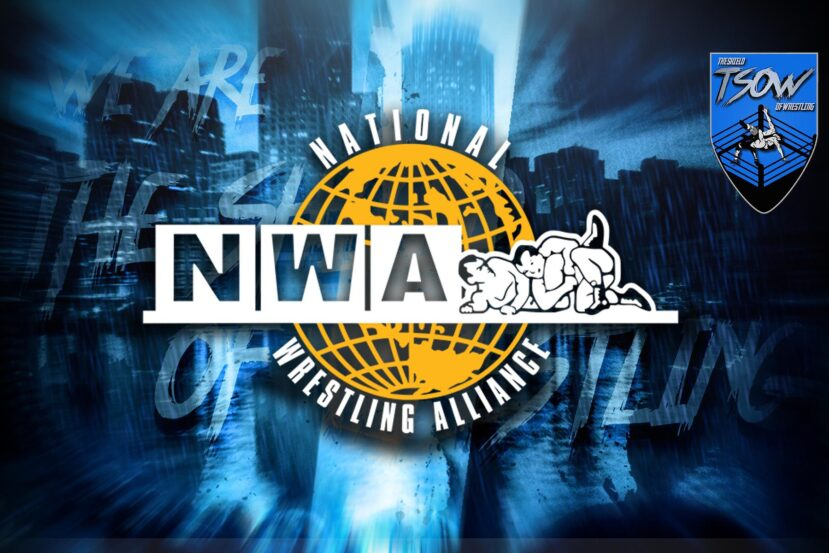 NWA Shockwave 08-12-2020 - Risultati