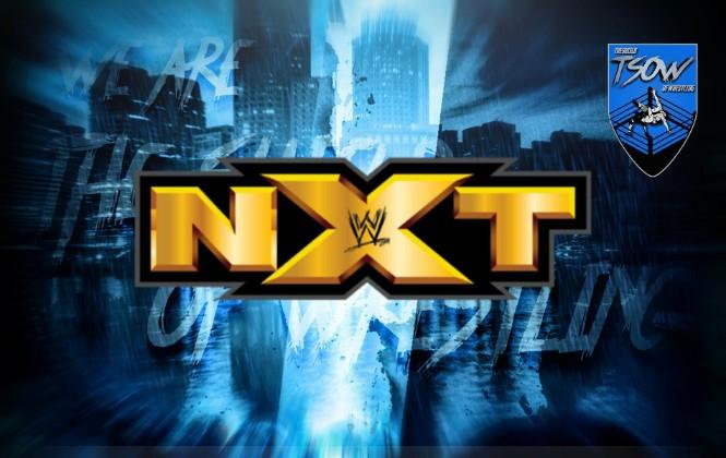 Grande annuncio nella puntata di NXT di stasera