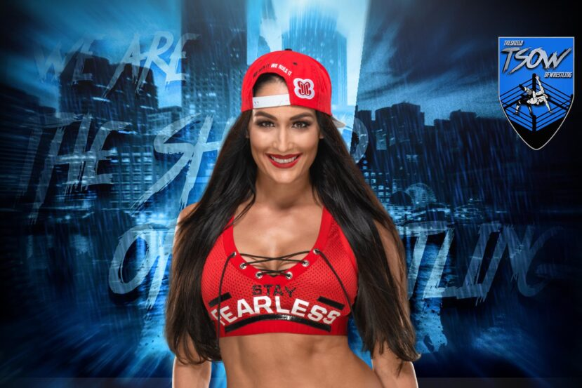 Nikki Bella: messaggio a John Cena durante la Hall Of Fame