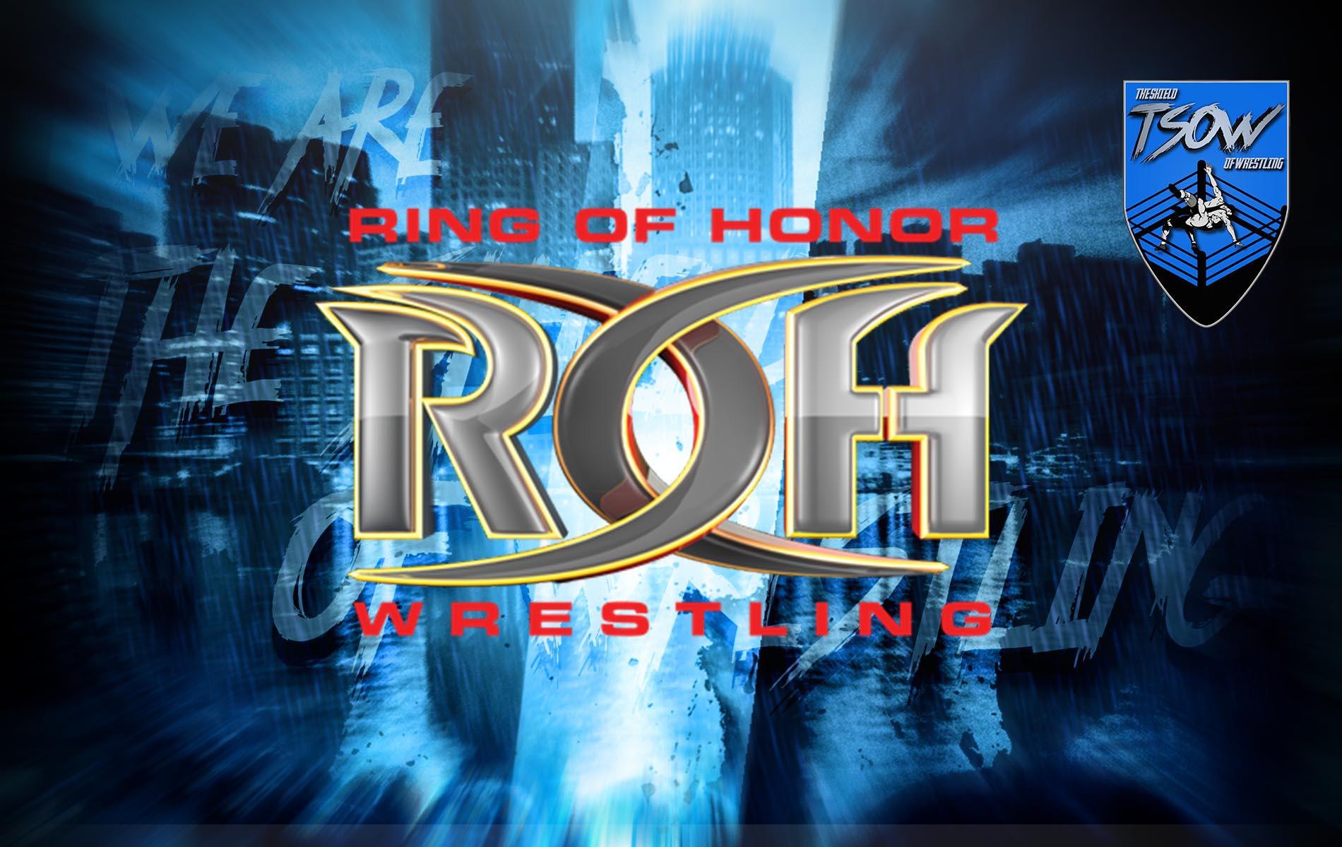 ROH: annunciato un grande PPV per il 19° anniversario