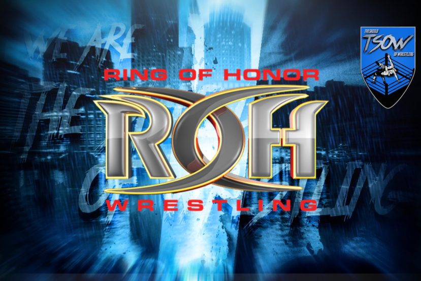 ROH Best in the World cancellato!