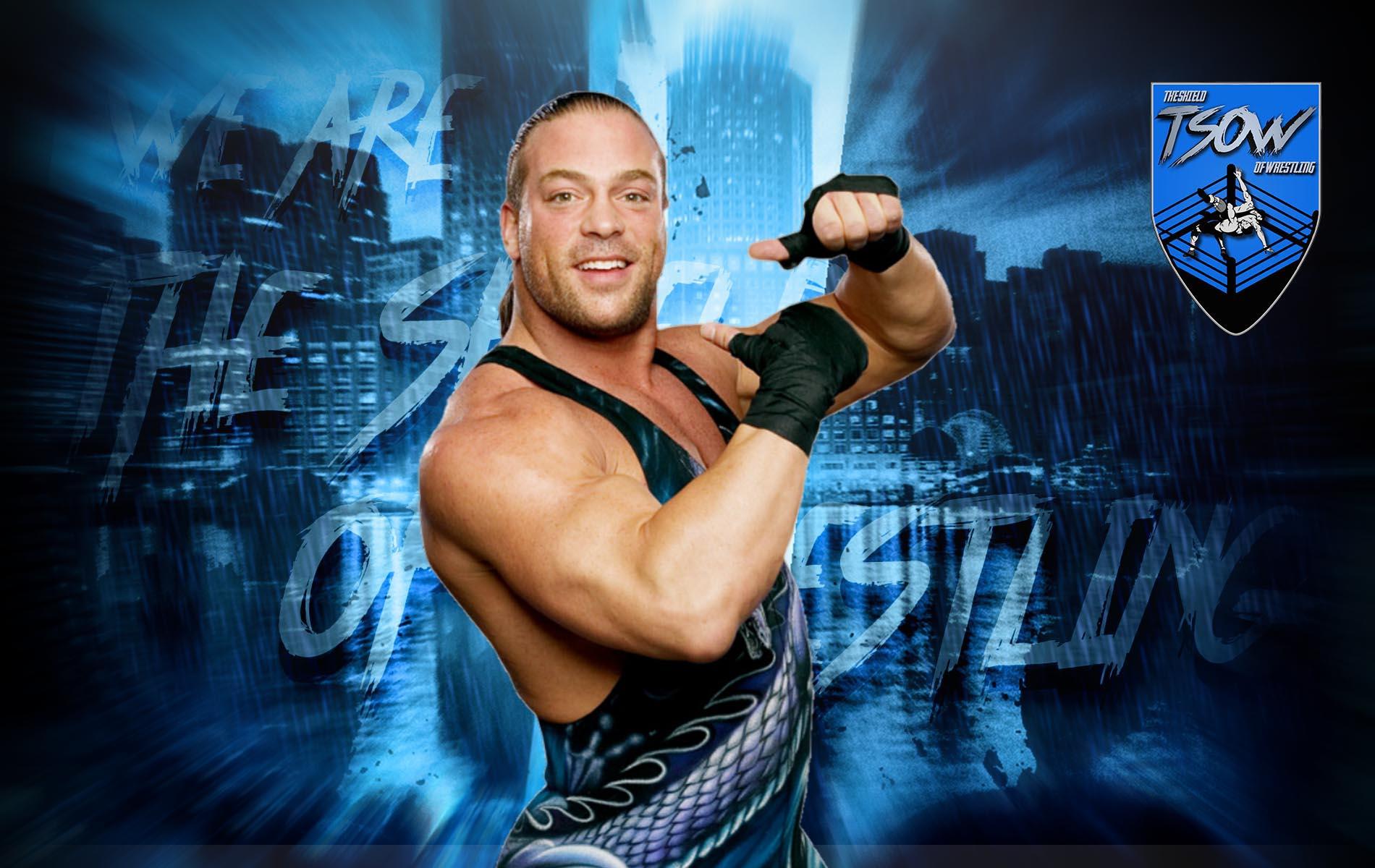 Rob Van Dam tornerà alla ECW Arena di Philadelphia