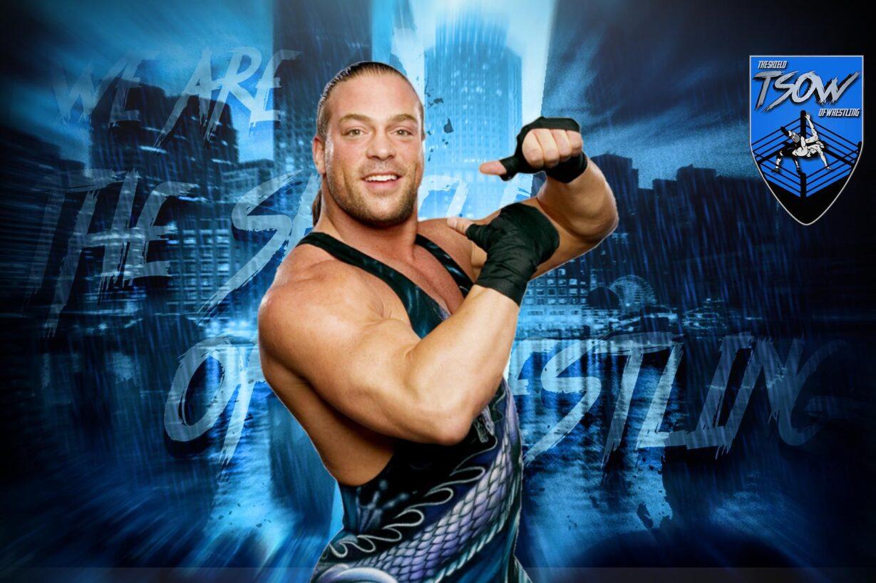 Rob Van Dam lotterà un ultimo match in WWE?