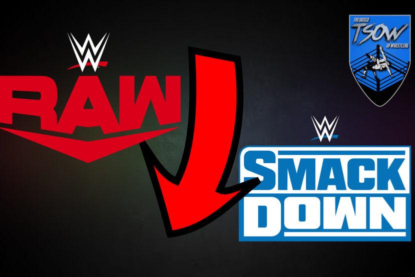 Il crollo dei ratings WWE