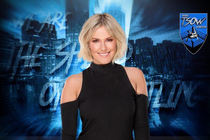 Renee Young tornerà in WWE per una puntata speciale di SmackDown