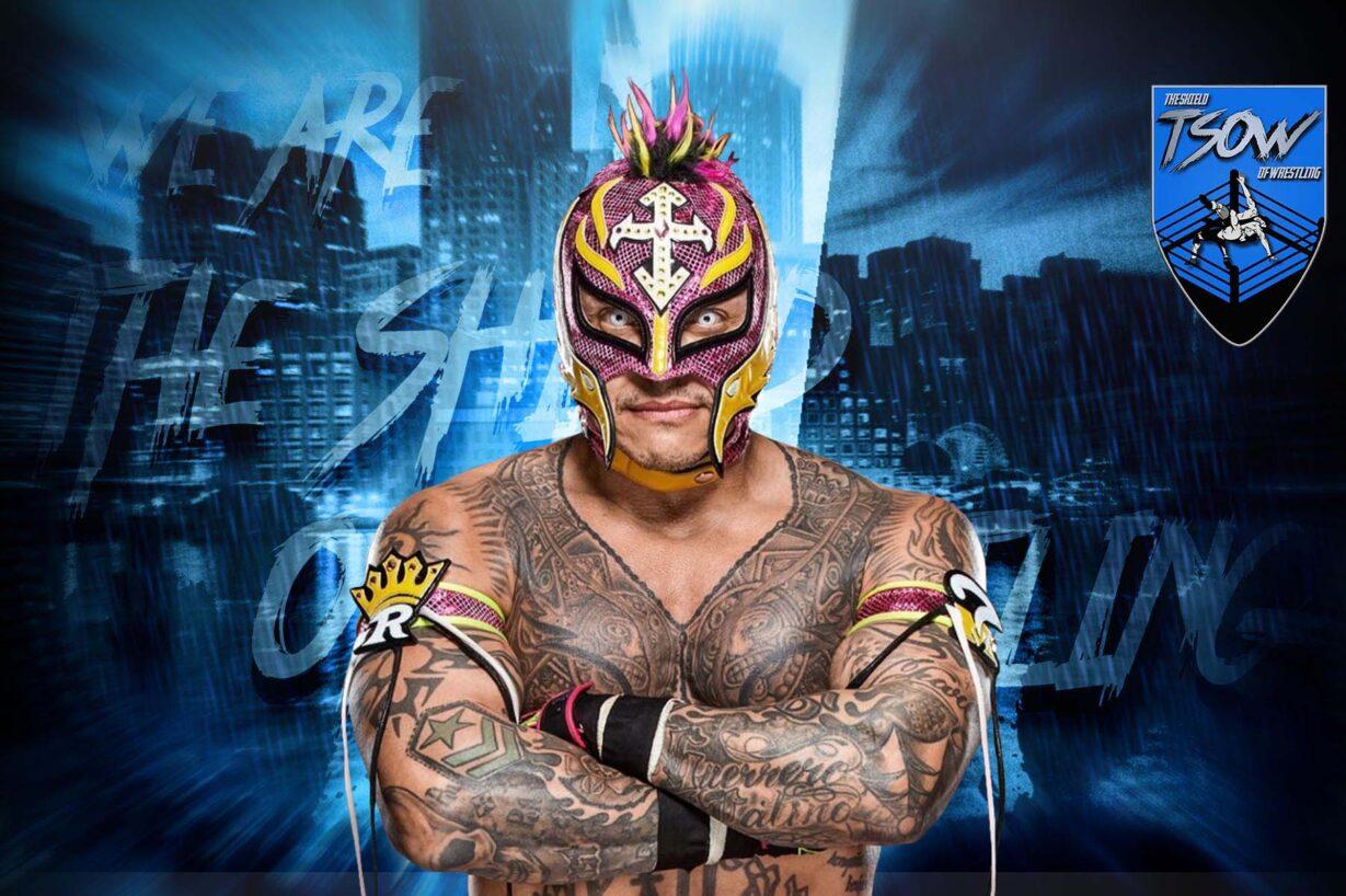 Rey Mysterio: l'augurio di Milinkovic Savic per la Royal Rumble su Twitter