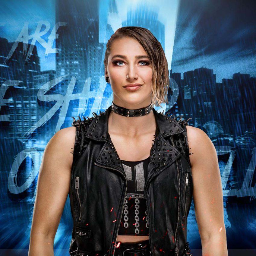 Rhea Ripley voleva farsi tatuare durante un match ad NXT