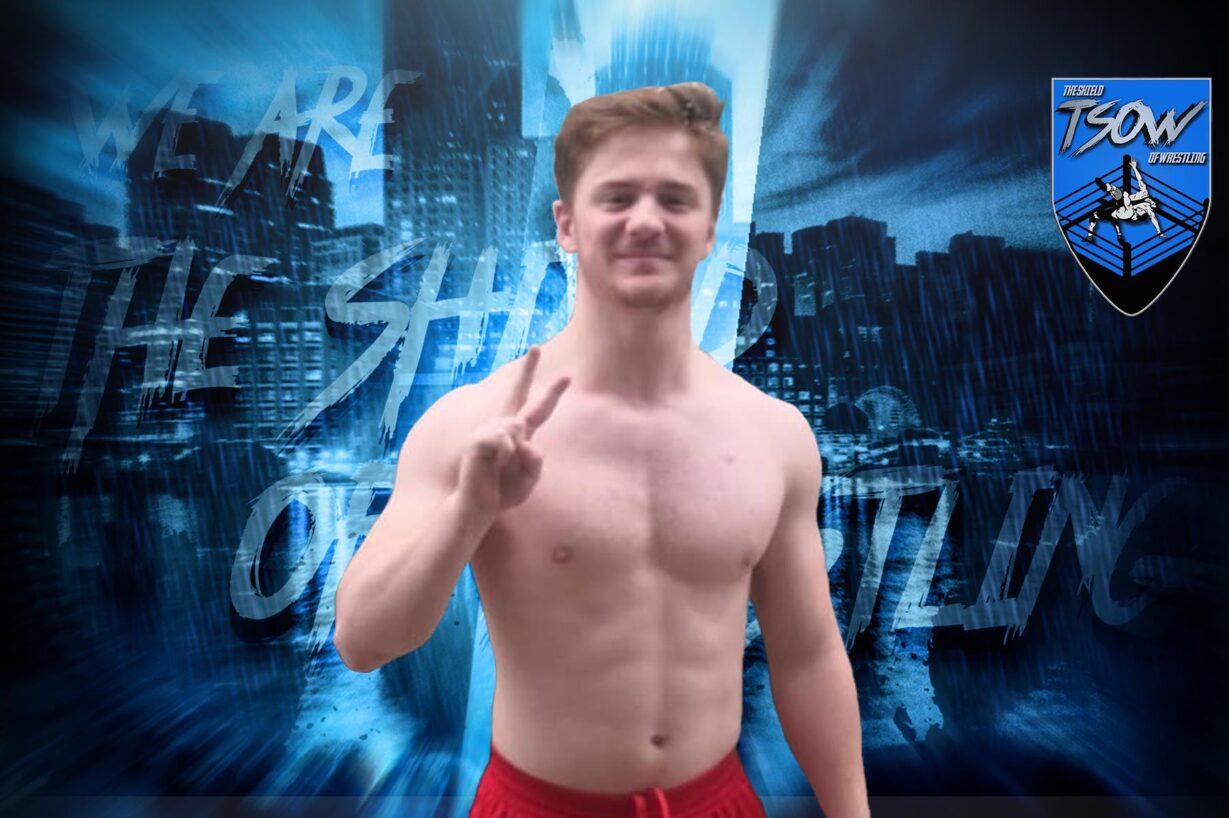 Francesco Akira vince l'AJPW 2021 Jr. Battle of Glory