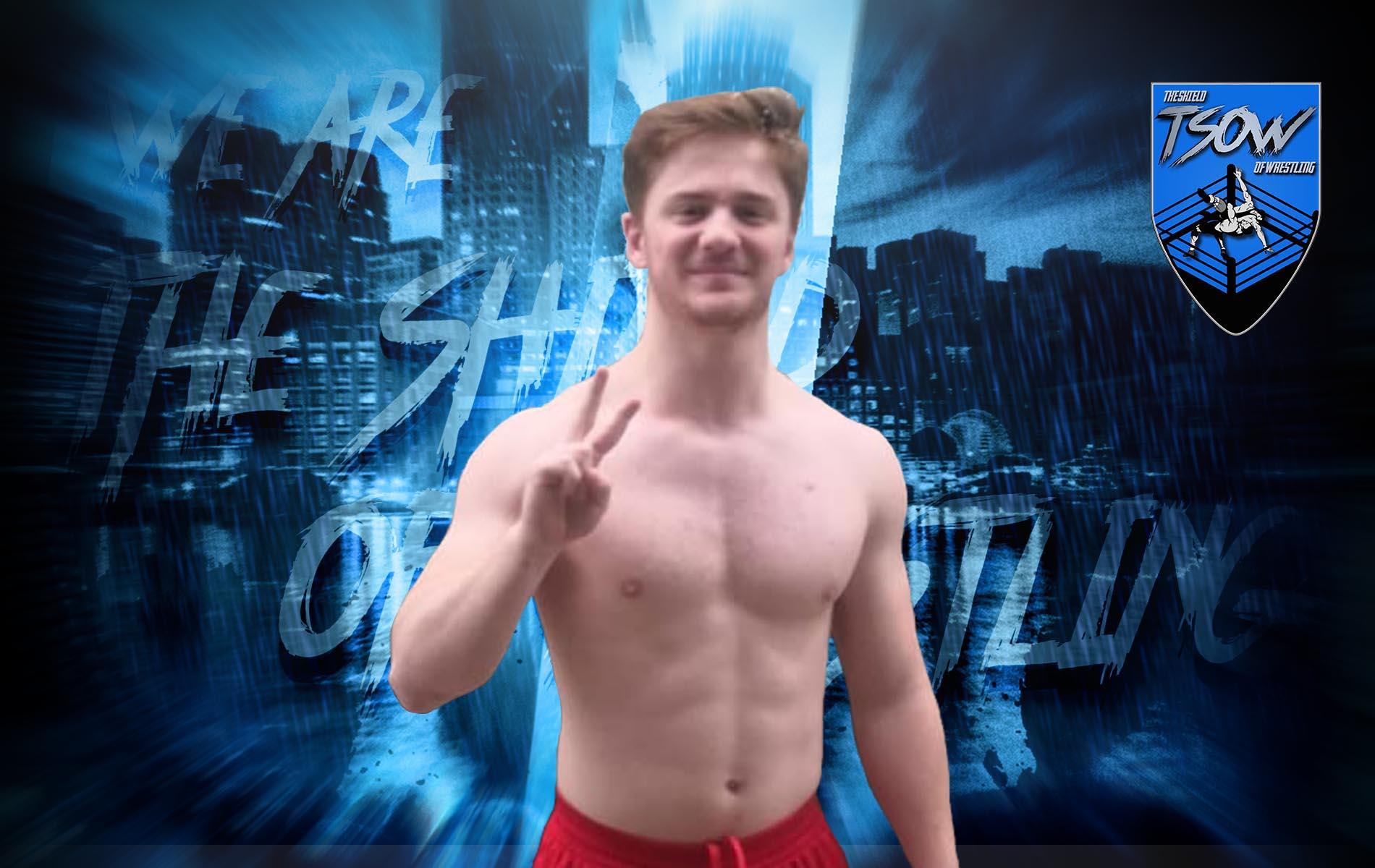 Francesco Akira parteciperà alla AJPW Junior Battle Of Glory