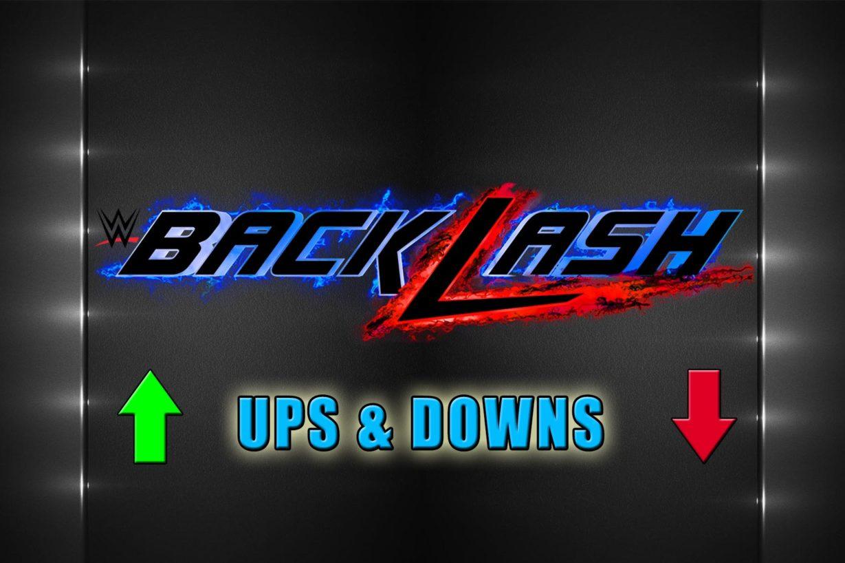 Backlash Ups&Downs   14-06-2020   Odore di transizione